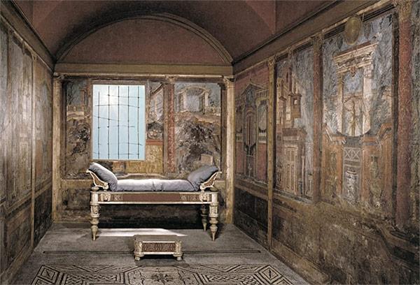 Венецианская штукатурка в древнем Риме