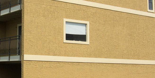 Фасадные штукатурки с эффектом шуба