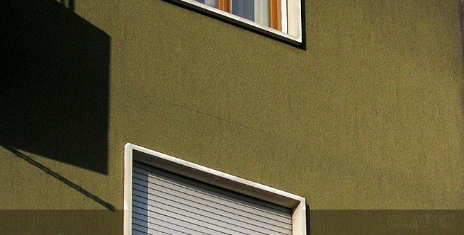 Фасадные штукатурки короед