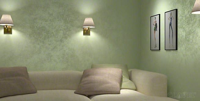 Декоративные краски с эффектом песка