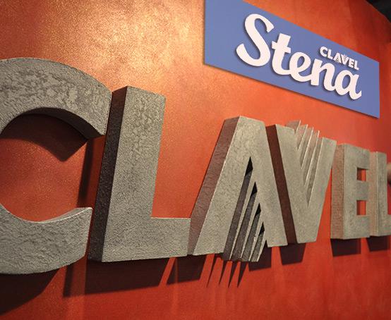 Stena-Clavel - тысячи декоративных эффектов