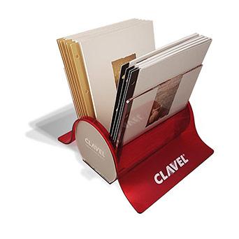 Акриловый дисплей для каталогов