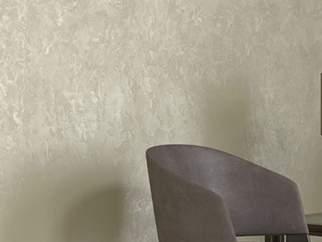 Дизайнерский эффект мокрого шелка - фото в интерьере. Гостиная